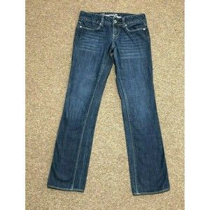 American Eagle Outfitters 77 Straight Sz 0 Jeans